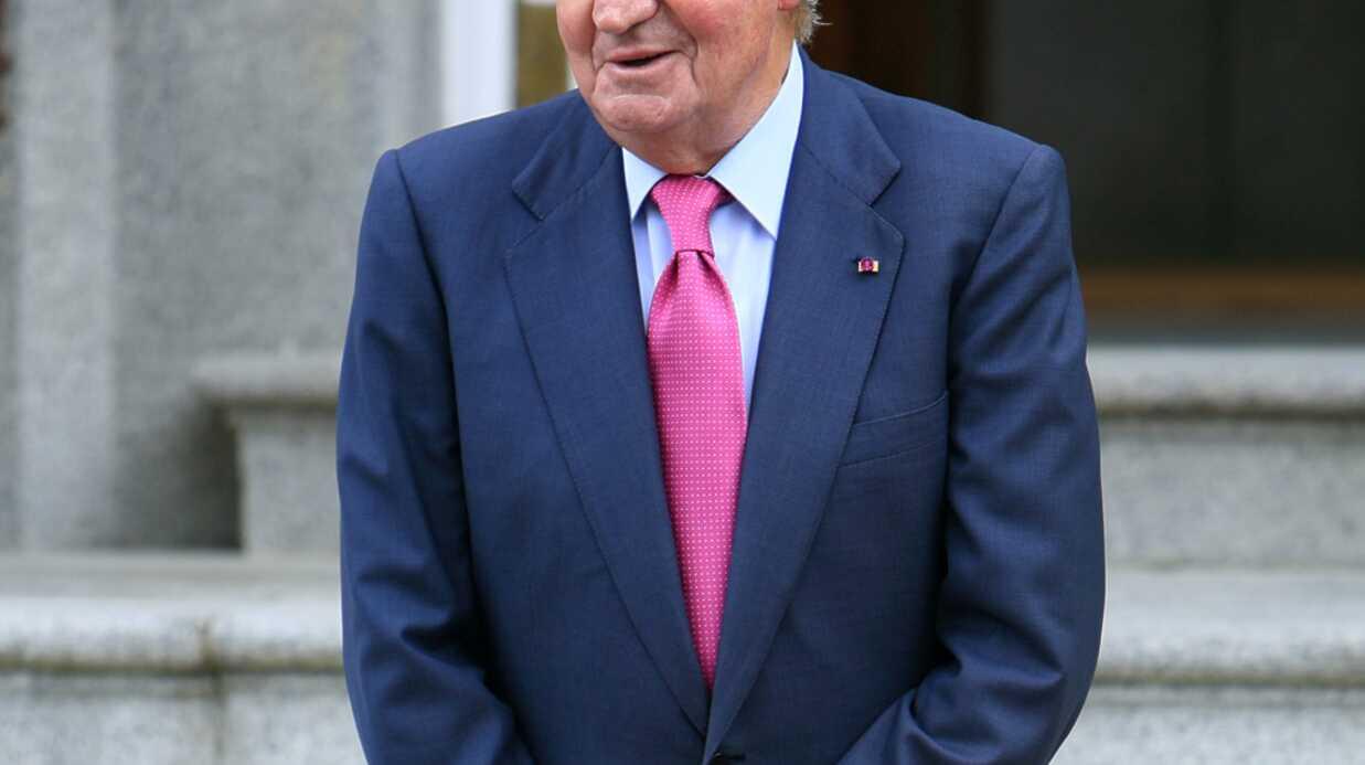 Le roi Juan Carlos d'Espagne abdique en faveur de son fils