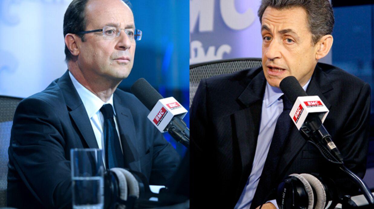 Débat: les défauts physiques que Hollande et Sarkozy veulent vous cacher