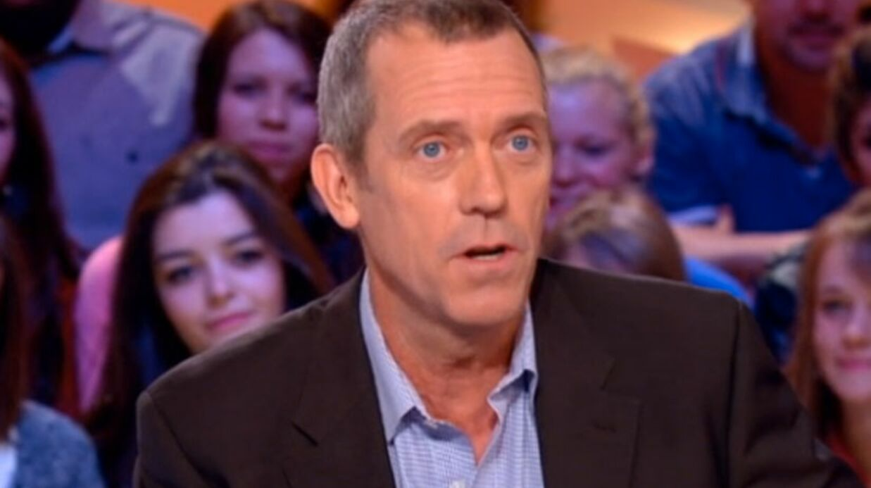 VIDEO Hugh Laurie découvre la chan­son Dr House de Chris­tophe Honde­latte