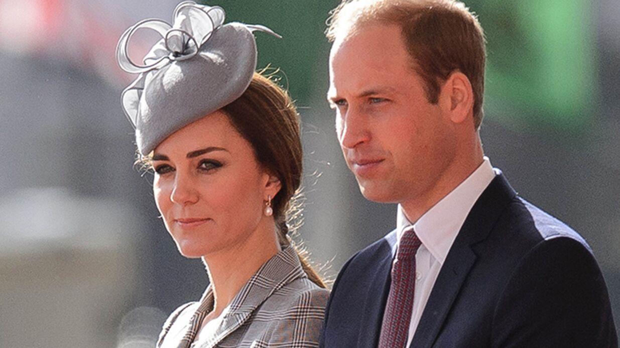 Kate Middleton a accouché d'une petite fille!