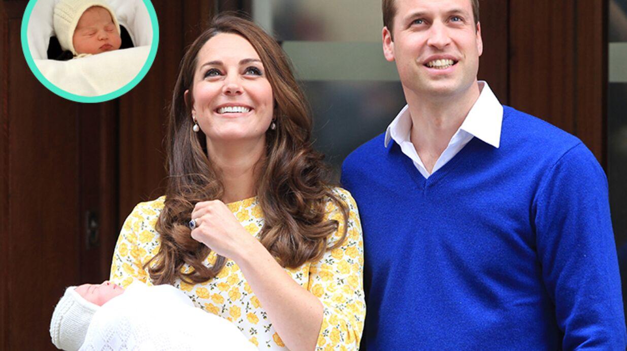 DIAPO Kate et William vous présentent leur fille
