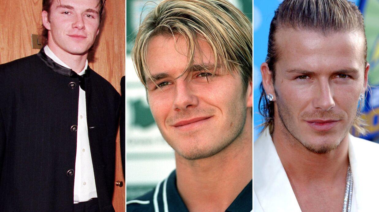 Anniversaire de David Beckham: en cadeau, retour sur ses looks les plus improbables