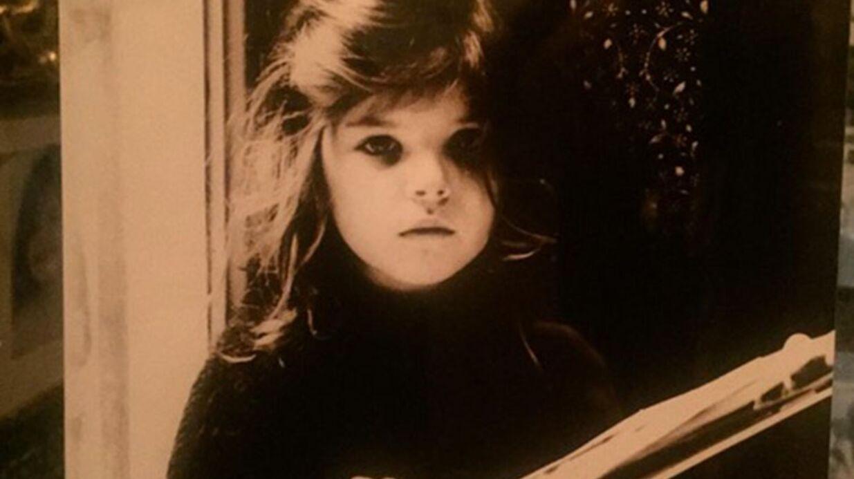 DEVINETTE Quelle actrice te chanteuse se cache derrière cette adorable petite fille?