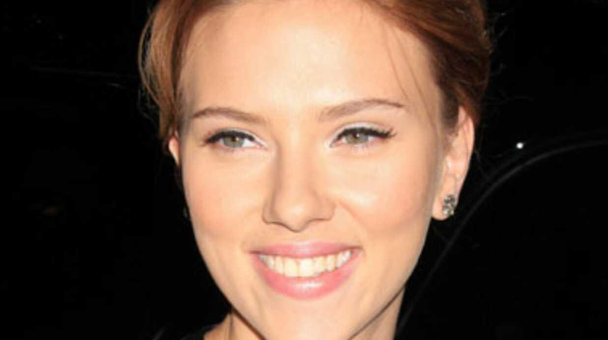 Scarlett Johansson en pleine «psychose»