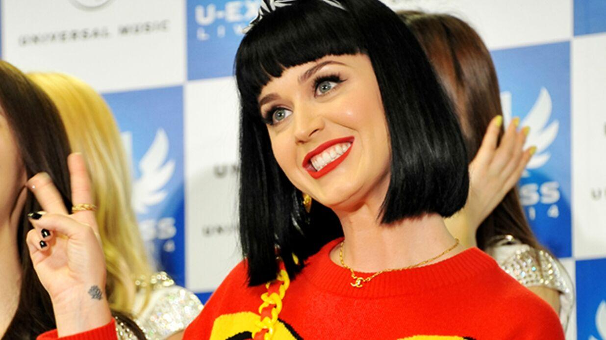 DIAPO Les looks déjantés de Katy Perry au Japon