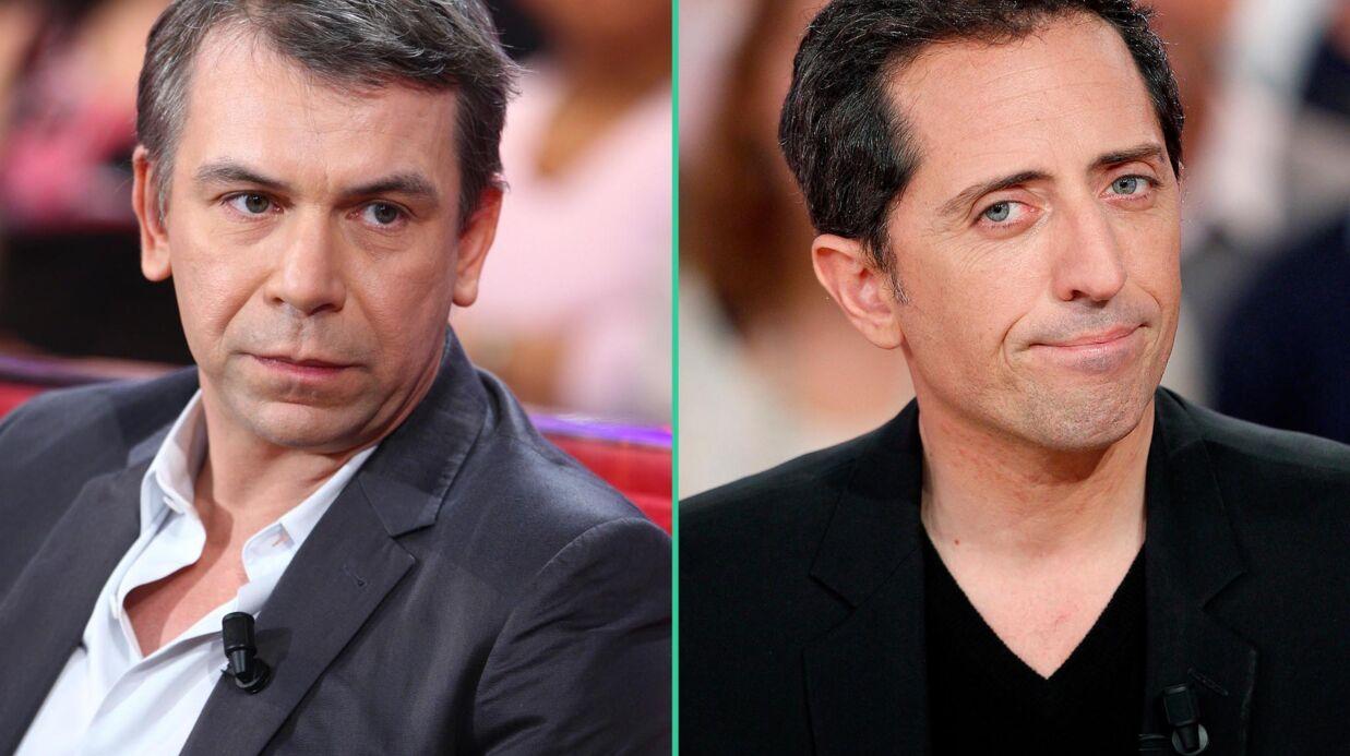 Philippe Torreton clashe Gad Elmaleh sur son compte en Suisse