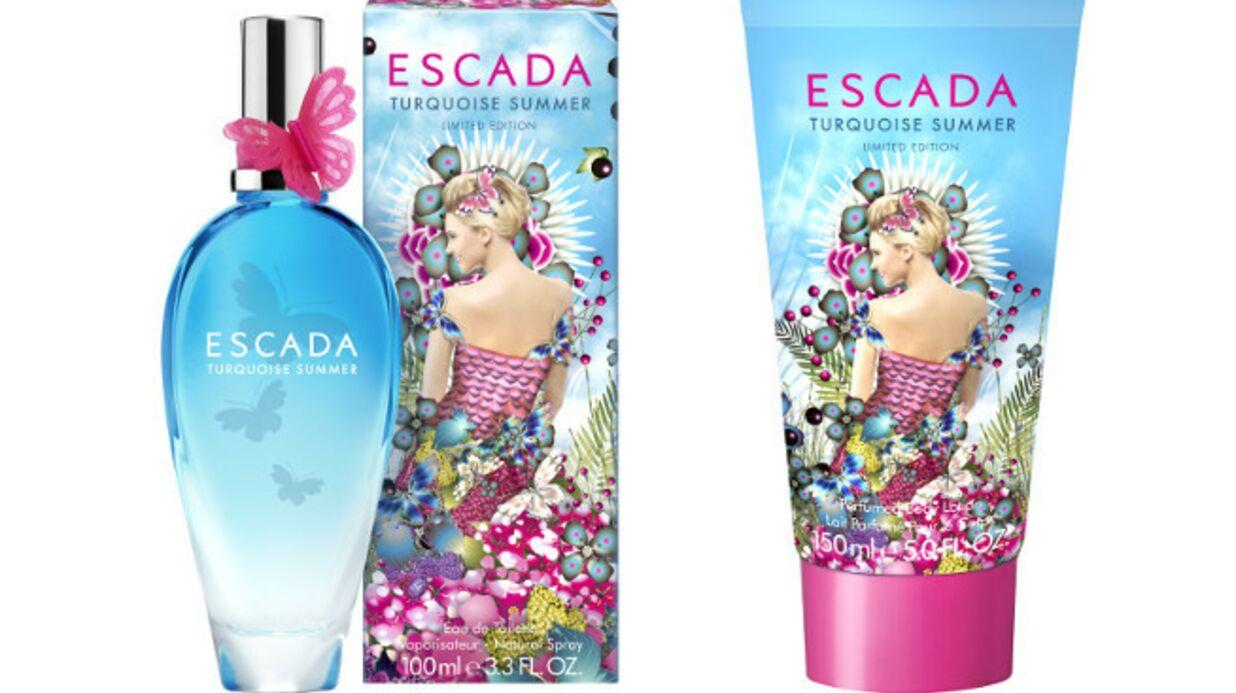 Turquoise Summer, l'édition de l'été 2015 par Escada