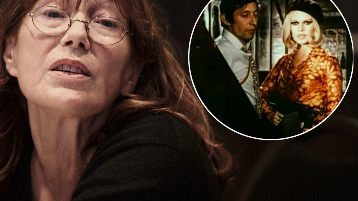 Jane Birkin a accepté de chanter «Je t'aime, moi non plus», uniquement par jalousie envers Brigitte Bardot