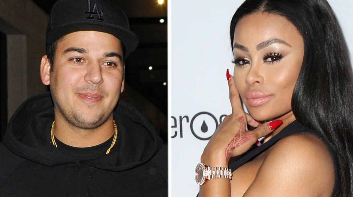 Rob Kardashian et Blac Chyna sur le point d'avoir leur propre téléréalité?