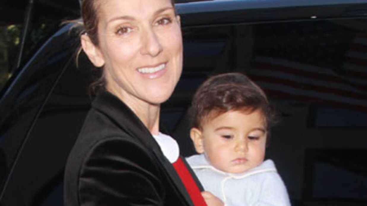 Céline Dion: grande fête pour le 1er anniversaire de ses jumeaux