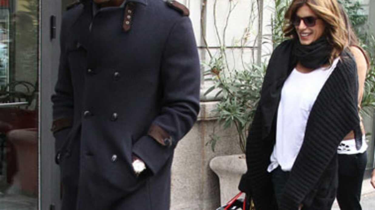 DIAPO Elisabetta Canalis ne quitte plus son nouveau mec
