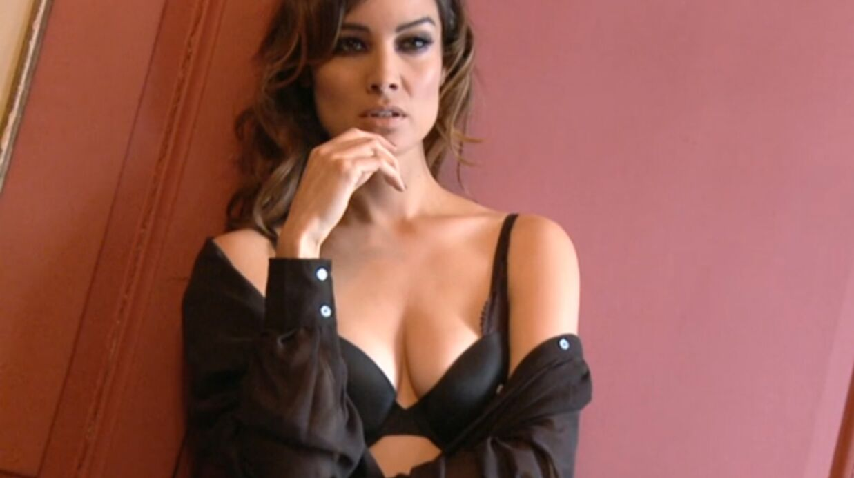 VIDEO Béré­nice Marlohe : la James Bond girl en linge­rie pour FHM