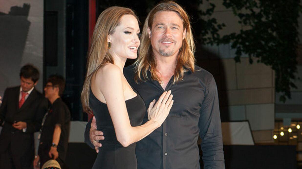 Angelina Jolie et Brad Pitt mettent leur vin aux enchères