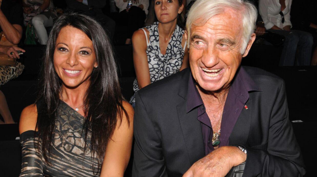 Jean-Paul Belmondo: Barbara Gandolfi précise que c'est elle qui l'a quitté