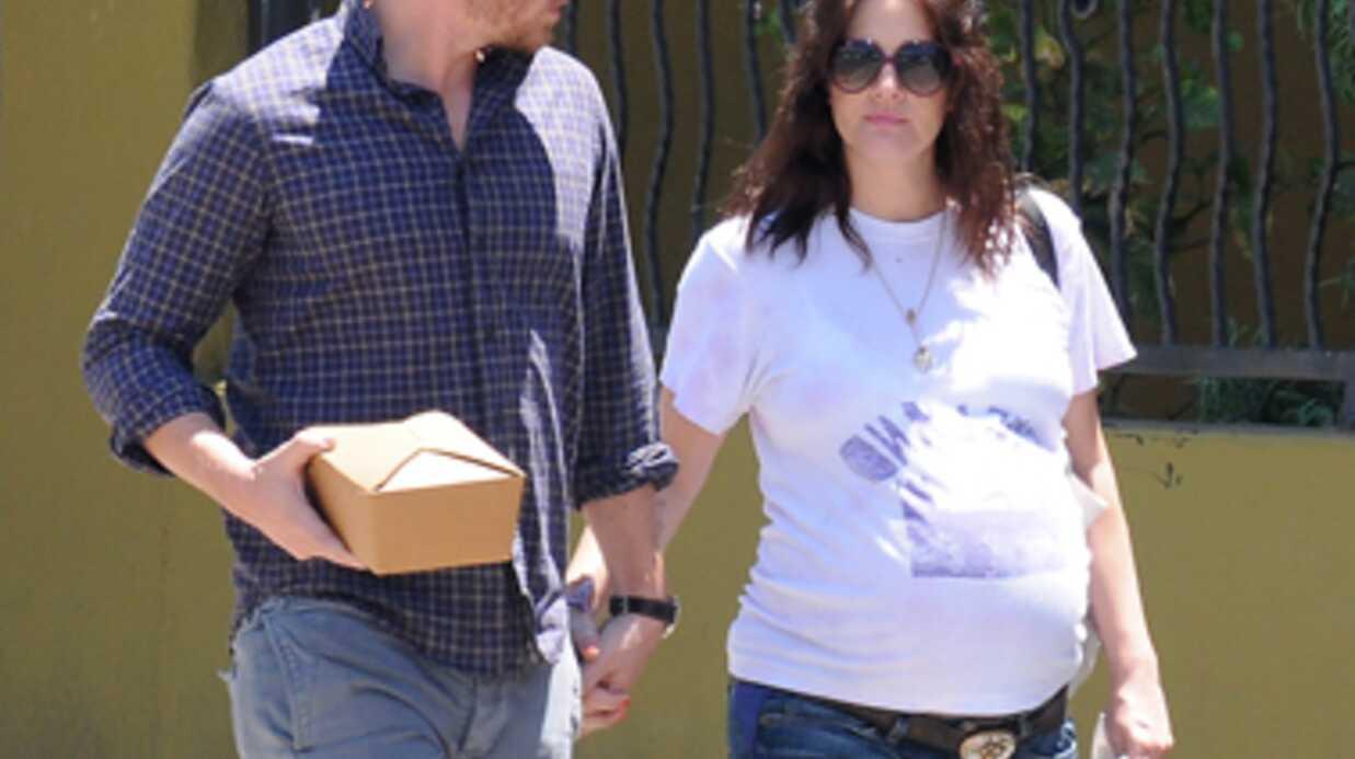 La fille de Drew Barrymore (au prénom original) est née