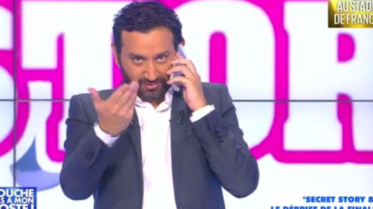VIDEO Gad Elmaleh appelle Cyril Hanouna en plein direct, il décroche!
