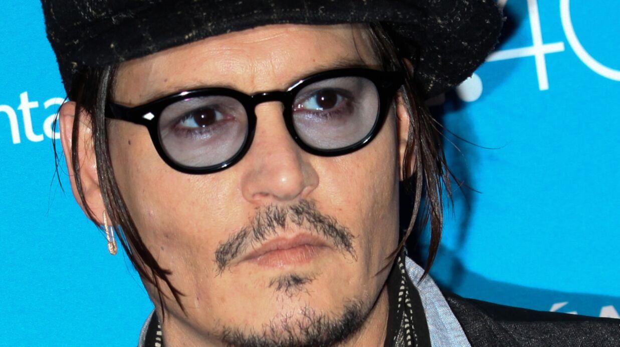 Johnny Deppfier de la carrière de sa fille Lily-Rose