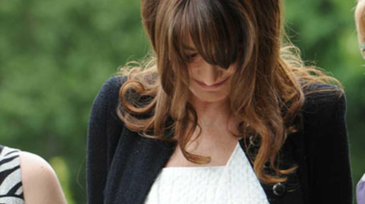 Carla Bruni parlera de sa grossesse dimanche dans Sept à huit