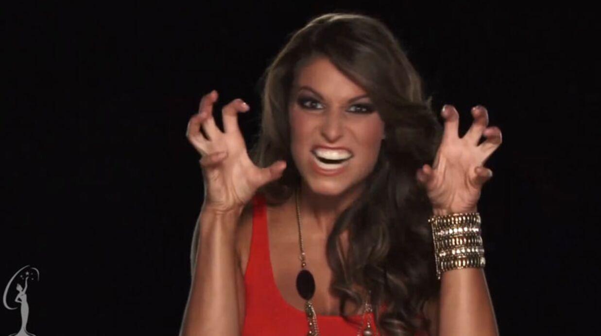 VIDEO Laury Thilleman: l'épreuve de l'interview vidéo pour Miss Univers