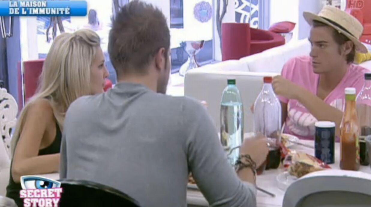 Secret Story 5: Simon devient invisible, va-t-il partir ce soir?