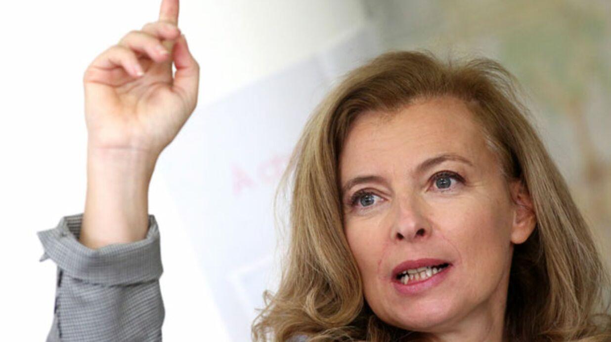 Valérie Trierweiler se sent en partie responsable de son impopularité