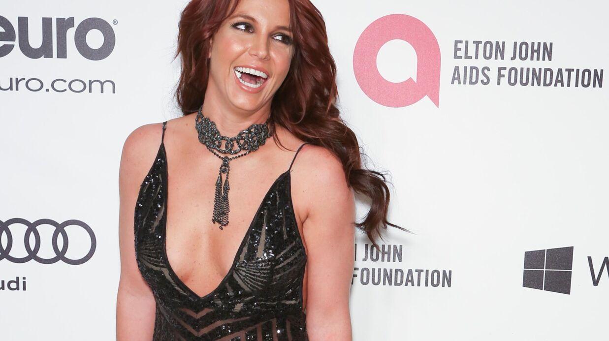 Britney Spears choisit l'humour pour se remettre de sa rupture avec David Lucado