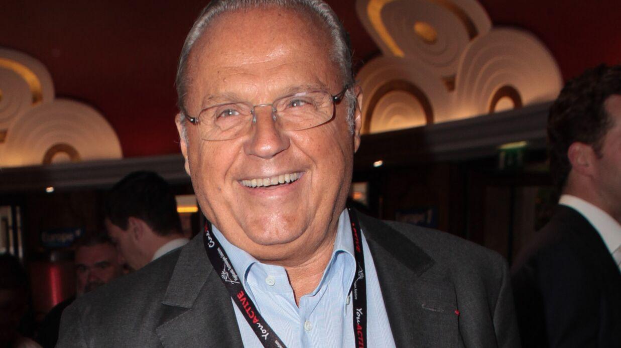 Gérard Louvin annonce qu'il quitte Touche pas à mon poste