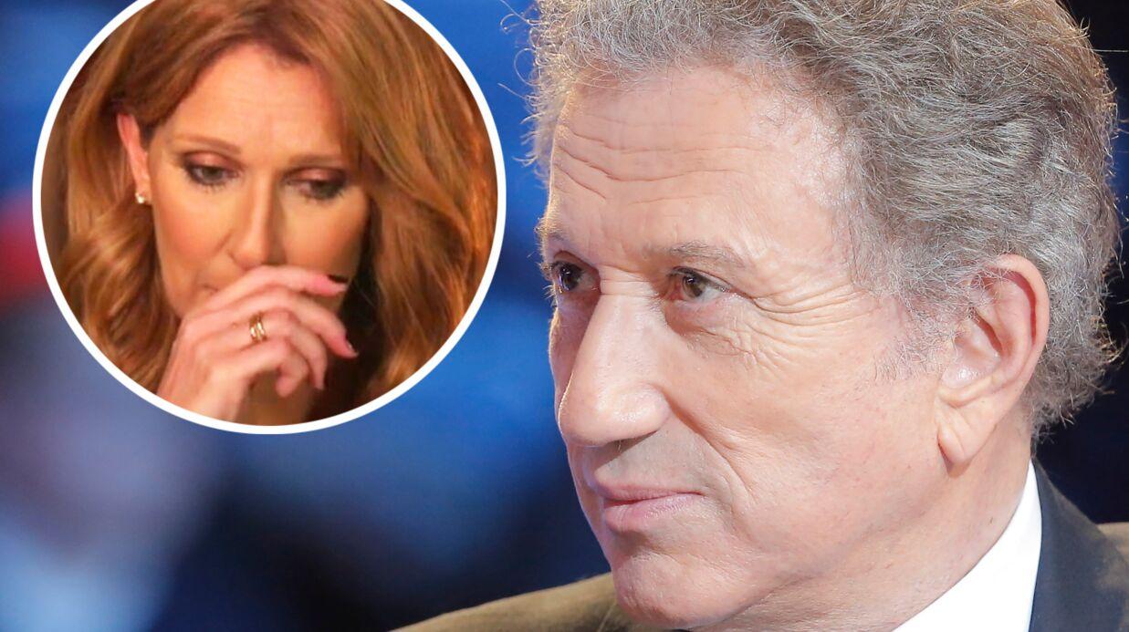 L'émouvant témoignage de Michel Drucker à Céline Dion face à la maladie de René