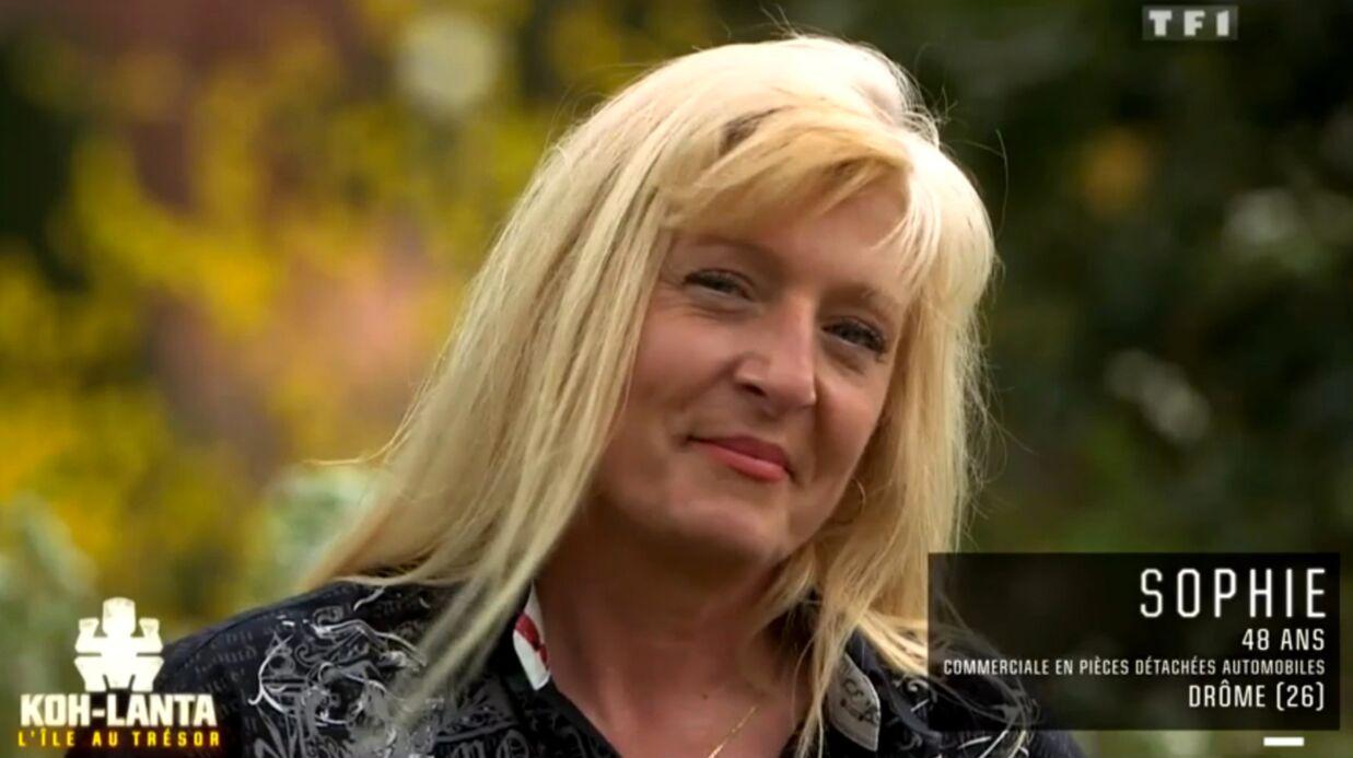Koh-Lanta: les proches de Sophie, la doyenne, s'inquiétaient pour elle