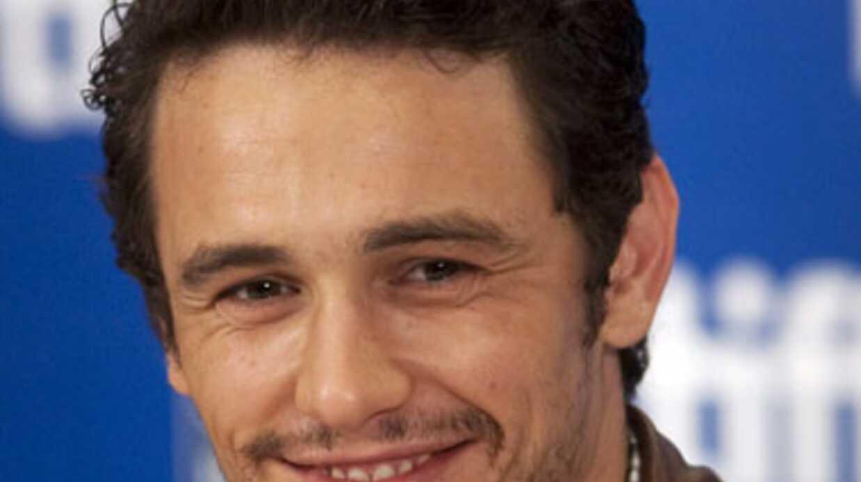 James Franco n'a pas le temps pour une histoire d'amour