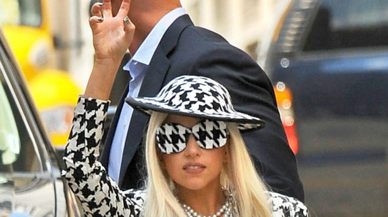 Lady Gaga a enfin un homme dans sa vie!