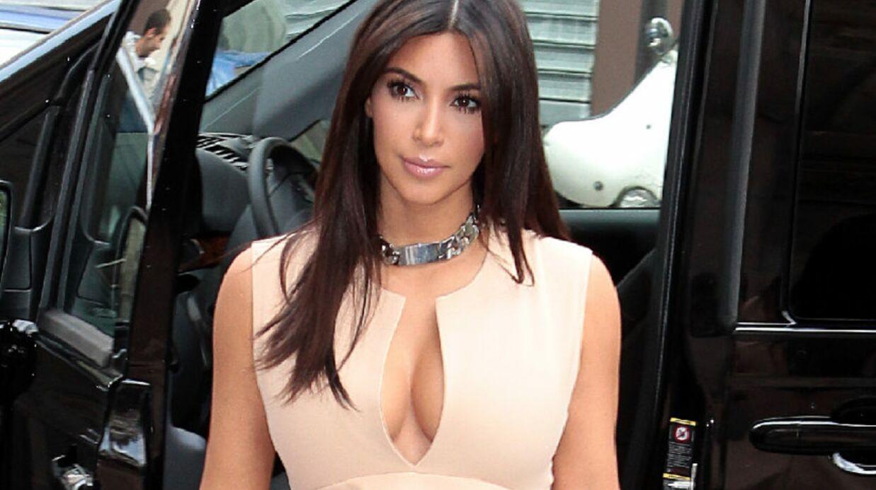 PHOTOS En bikini, Kim Kardashian défie ceux qui la jugent trop grosse