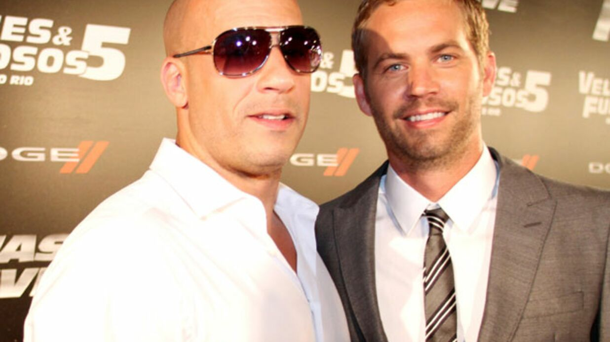 Paul Walker: Vin Diesel ne s'est toujours pas remis de sa disparition