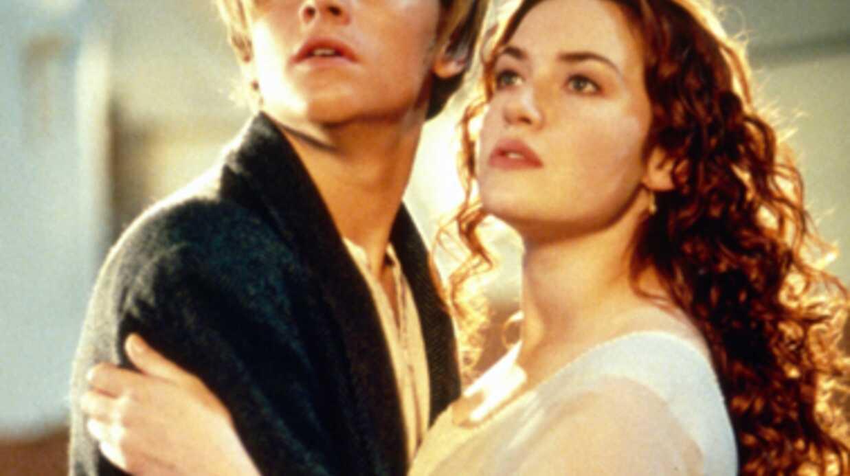 Kate Winslet s'amuse de la prise de poids de Leonardo DiCaprio