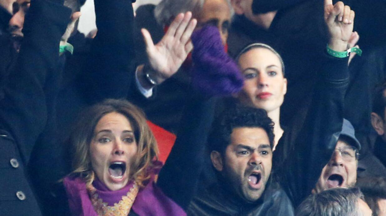 DIAPO Les people à fond pour encourager le PSG contre le Barça