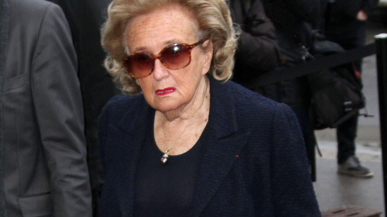 Bernadette Chirac: «Mon mari décline et Claude m'empêche de voir mon petit-fils»