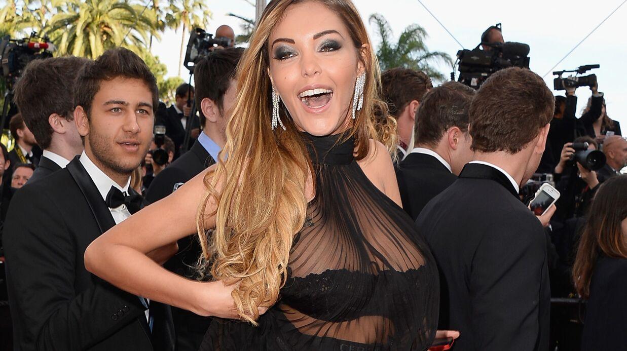 Nabilla est  inquiète: cette année les selfies seront interdits au Festival de Cannes