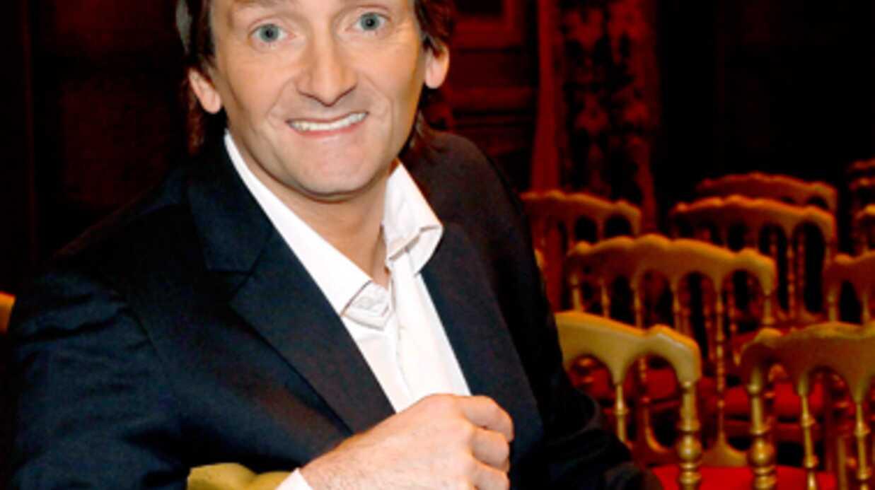 Pierre Palmade «se sent viril» grâce à Michèle Laroque
