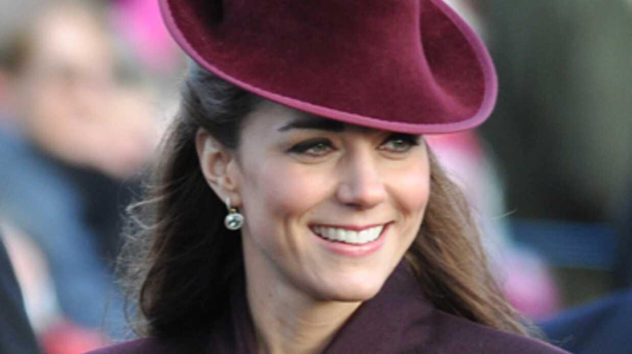 Kate Middleton passera la Saint-Valentin toute seule:(