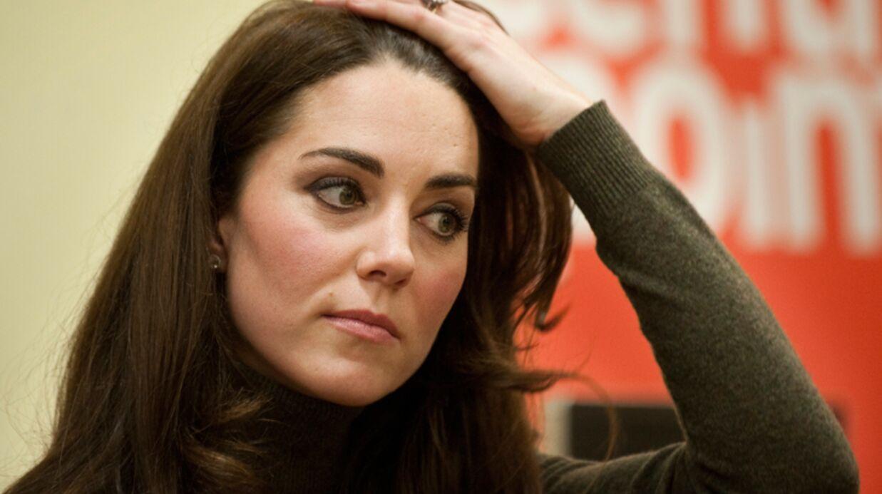 Kate Middleton: pas de bébé cette année