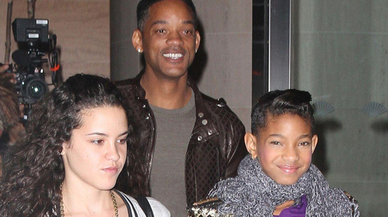 À 11 ans, la fille de Will Smith se rase les cheveux