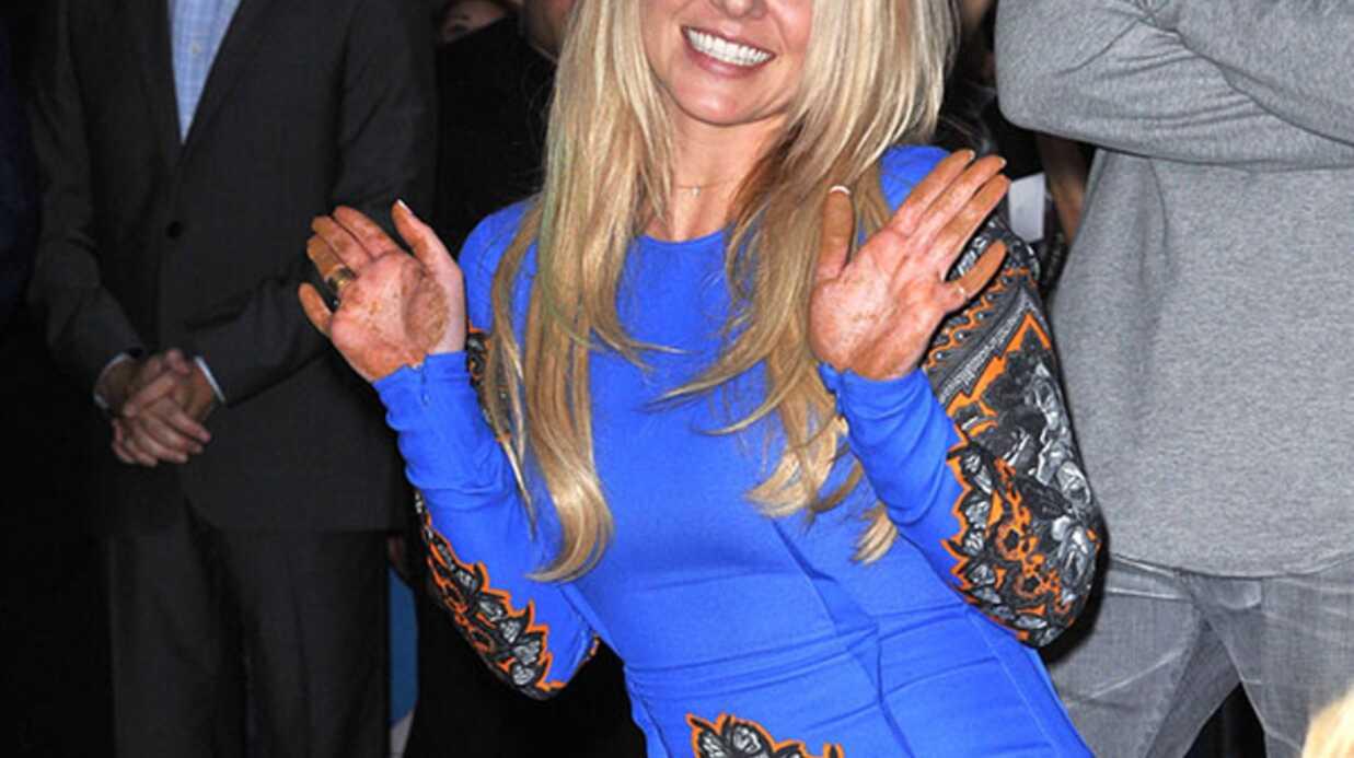 Britney Spears pas assez bien pour Las Vegas?