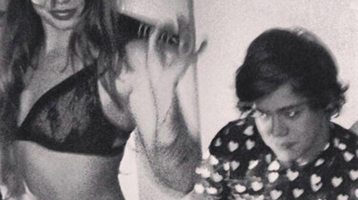 PHOTOS Une strip-teaseuse à l'anniversaire d'Harry Styles (One Direction)