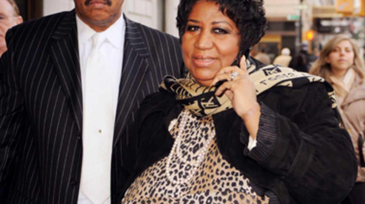 Aretha Franklin va se marier pour la troisième fois