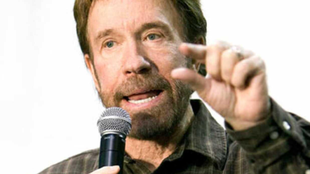 Bernard de la Villardière a plus d'humour que Chuck Norris
