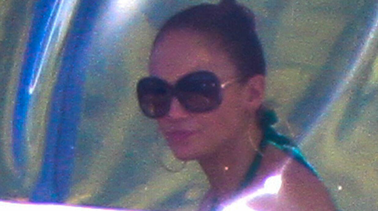 PHOTOS Jennifer Lopez et Casper Smart: un Nouvel an au chaud