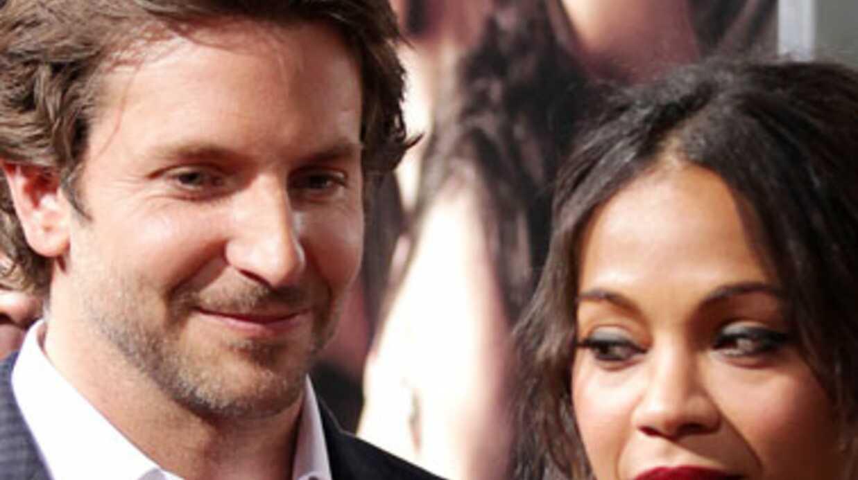 Bradley Cooper et Zoe Saldana se séparent (encore)