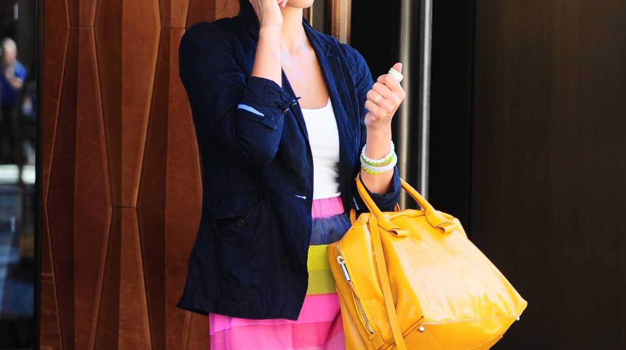 LOOK tendance: optez pour le sac coloré