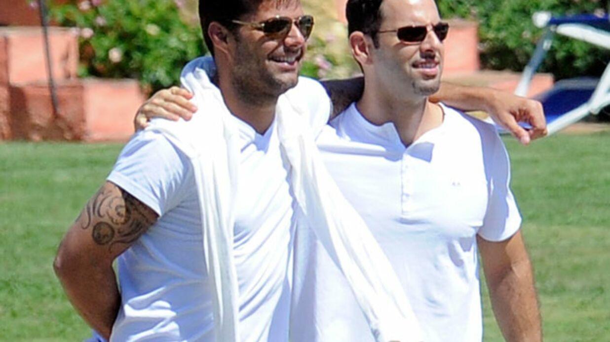 Ricky Martin a rompu avec son compagnon