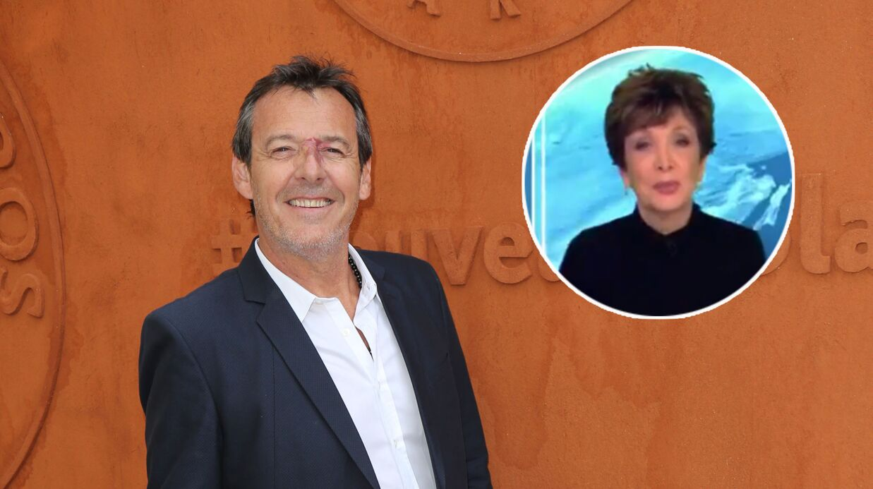 Jean-Luc Reichmann rend un hommage émouvant à Catherine Laborde après sa dernière météo